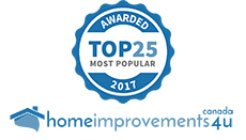 HomeImprovements4u: Awarded Top 25 Most Popular 2017