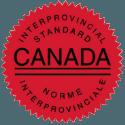 Canada: Interprovicial Standard Norme Interprovinciale