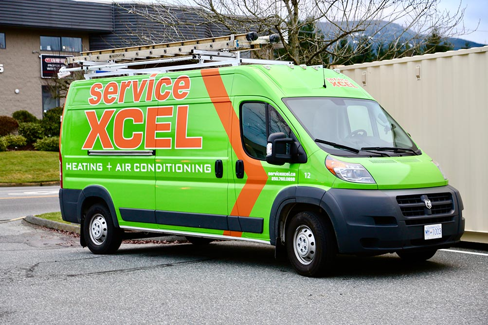 ServiceXcel Heat Pumps and Air Conditioning